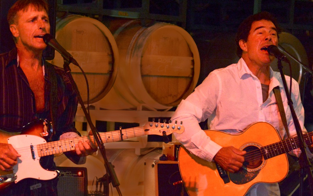 Glenn Burke and Michael Lehman to Perform at Miller Closure's Live Music on the Plaza – Sept. 25, 6-7:30pm