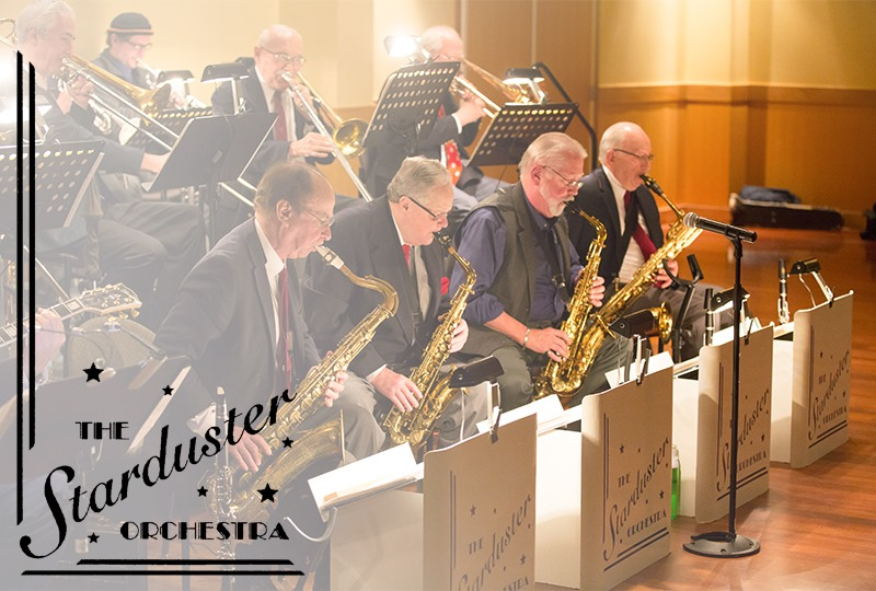 Get in the Swing of Things: Acclaimed Stardusters to Perform on Downtown Plaza – Oct. 17