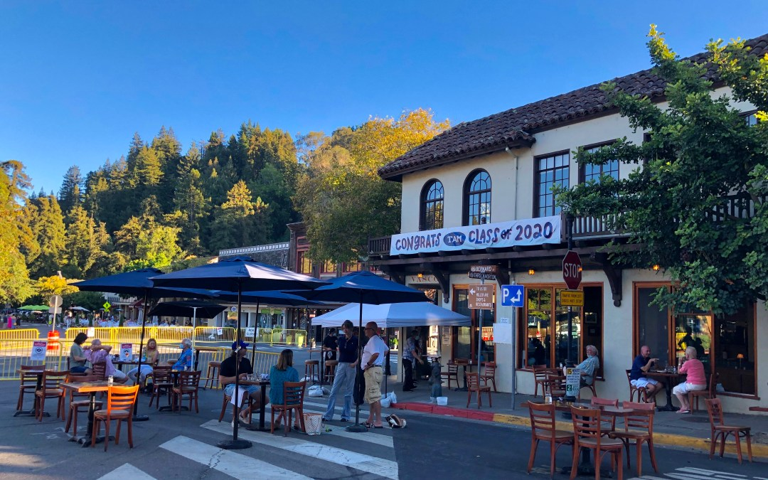 Gov. Newsom Signs Trio of Bills That Allow Restaurants and Bars to Expand Outdoor/Parklet Service and Alcohol Sales, Keep Selling To-Go Beverages