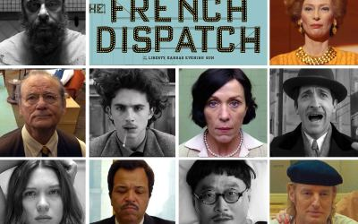 Wes Anderson's Hilariously Quirky 'The French Dispatch' Caps 44th Mill Valley Film Festival